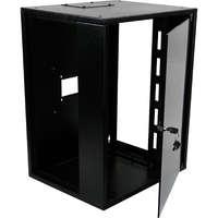 Excel MicroLan 10U Cabinet - Black