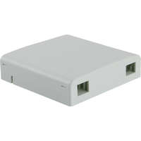 Enbeam FTTX Outlet - White, Unloaded