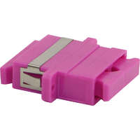 Enbeam SC Duplex Adaptor Multimode - Rose