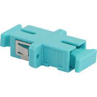 Enbeam SC Simplex Adaptor Multimode - Aqua
