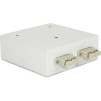 Enbeam SC Patch Box - 2 Port Duplex (4 Core) -...