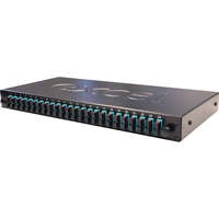 Enbeam 24 Way Multimode OM3 Fibre Optic Panel - 24 LC Quad (96 Fibre)