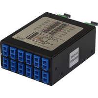 Enbeam High Density OS2 (APC) MTP Fibre Cassette 12 Duplex LC (24 Core)
