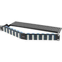 LC Fibre Patch Panels