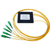 Enbeam 1 X 4 SC APC Boxed PLC Splitter