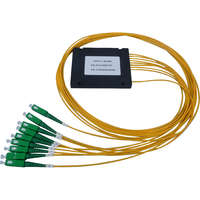 Enbeam 1 X 8 SC APC Boxed PLC Splitter