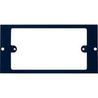 Excel Double Gang Plate For 350-601 3-Compartment Floor Box
