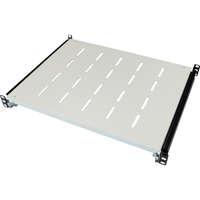 Environ Sliding Shelves - 350mm depth (Mounting Depth: 375mm-660mm) - Grey White