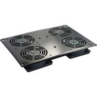 Environ Four Way Roof Mount Fan Trays - Black