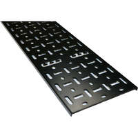 Environ Cable Tray (2pc) 150mm - 42U - Black