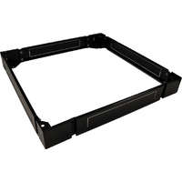 Environ Plinth for CR/ER Racks 800mm Wide x 800mm Deep  - Black