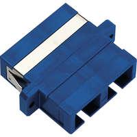 Enbeam SC Duplex Adaptor Singlemode - Blue (5-pack)