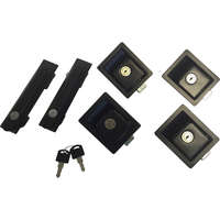Environ SR Unique Lock Set (2 Handles and 4 Side panel locks)